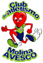 Logotipo del club de atletismo
